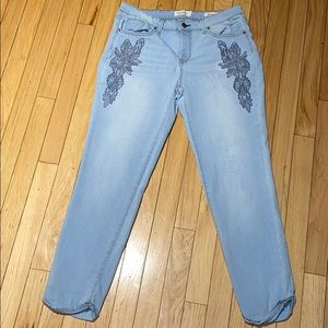 Woman's Jessica Simpson High Rise Denim Jeans 28